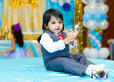 RIAAN 1st Birthday
