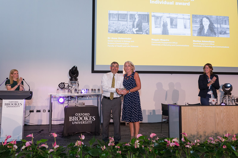 Brookes People Awards 2018