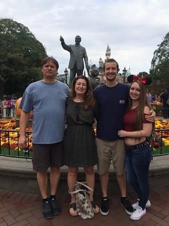 Disneyland 10-16