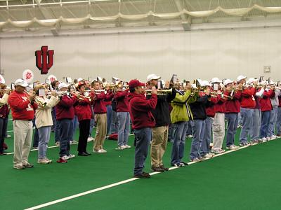 IU Football Homecoming 2006
