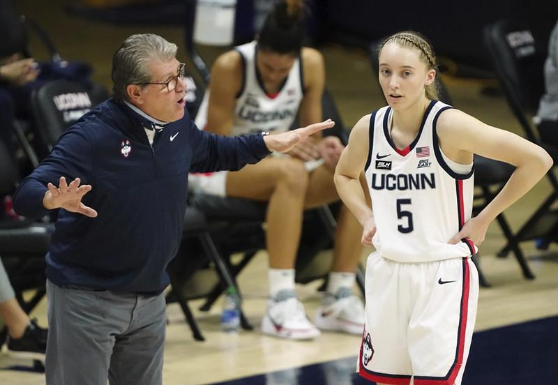 Marquette UConn Basketball