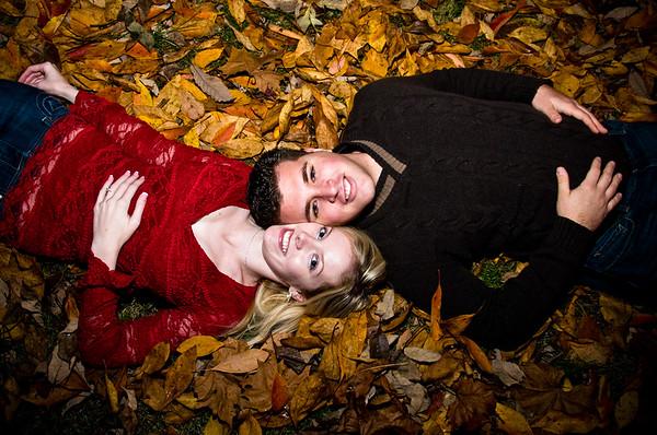 Alyssa and Ken-Engagement