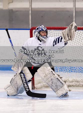 12/9/2015 - Girls Varsity Hockey - St. Marks vs Nobles