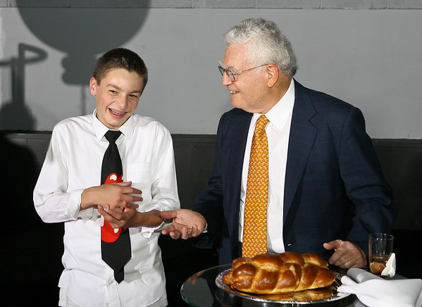 Elias Bar Mitzvah