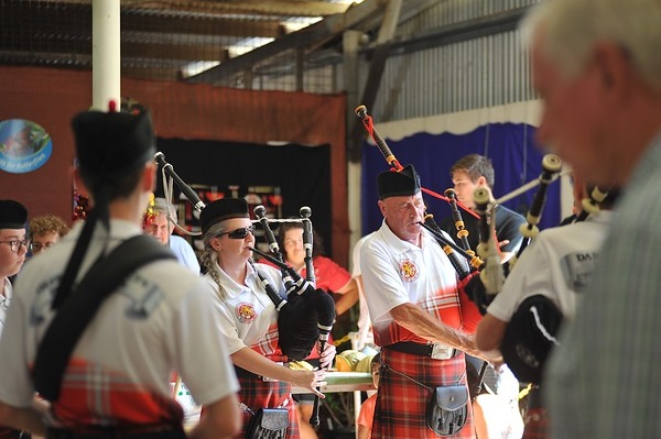 Darwin & Districts Pipes & Drums