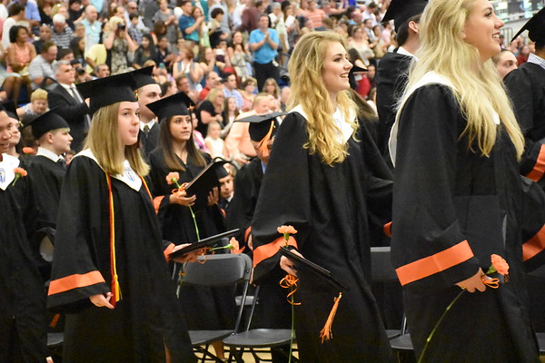 PHOTOS: MN Class of 2017 graduates