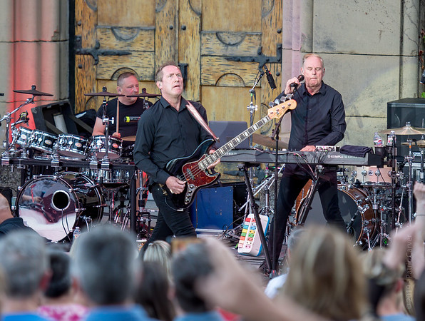 2019-08-12 - OMD at Mountain Winery
