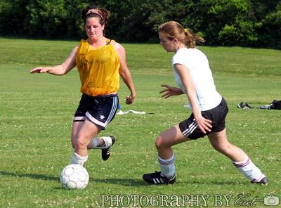 7-13-2005 Soccer: Japanese School v. Arabic School