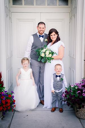 Alex & Audrey Wedding