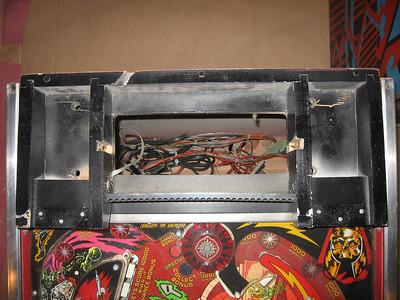 Flash Gordon Cabinet
