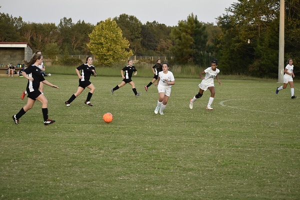 Middle School Girls' Soccer