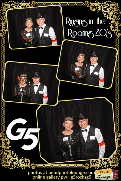 G5 Hoilday Party 2019