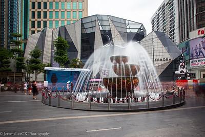 Kuala Lumpur - Pavilion Mall & KL Tower