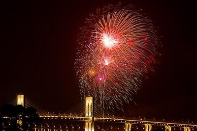Macau Firework 2005