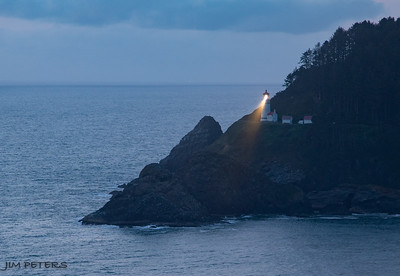 Oregon Coast and California Redwoods - Click to Open