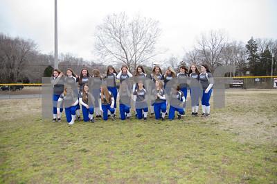 Lady Indians Team Pics