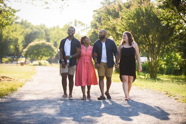 Curtis Family, Salisbury Park