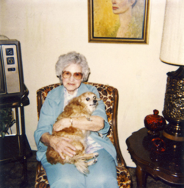 Laura Nelson and dog.jpg