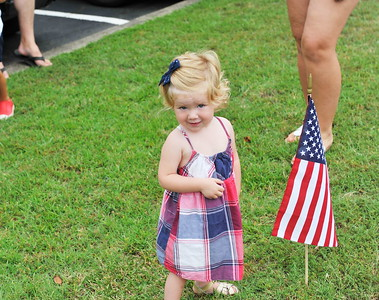 Town Creek 4th of July Parade