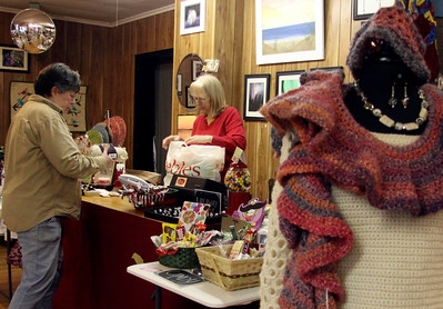 Shopping in the Berkshires 122313