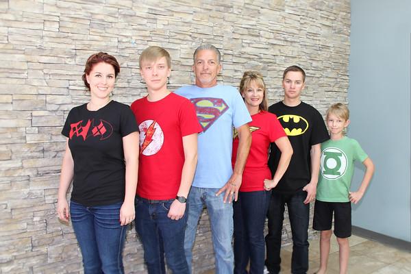 Greenstreet Superhero's