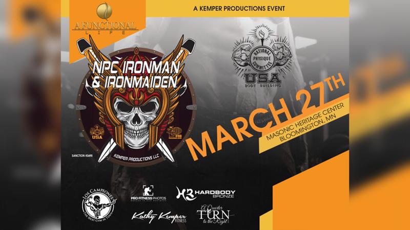 2021 NPC Ironman Ironmaiden