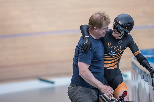 MASTERS NATIONAL TRACK CHAMPIONSHIPS 2019 NEWPORT DAY 1