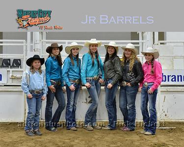 2013 MF Jr Barrel Racing
