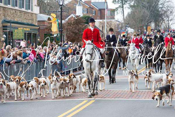 Middleburg Christmas Parade 2017