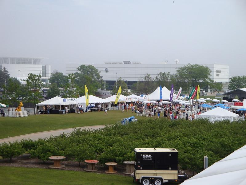 2009 Lakefront Festival of Arts