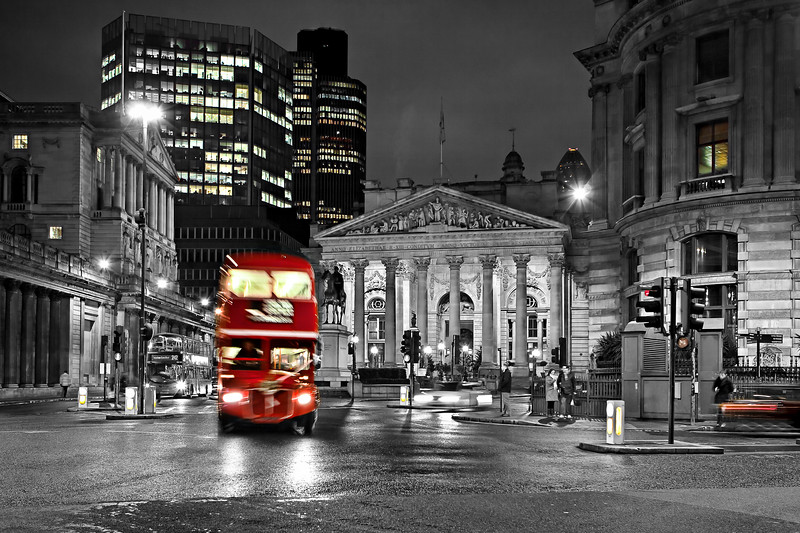 Routemaster Bus, London