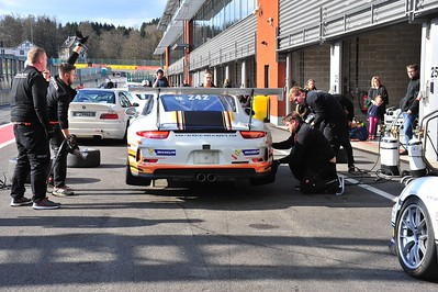 Spa Goldtrack track day, 9th April 2016