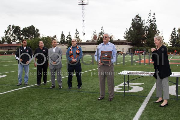 Oxy Football Hall of Fame Presentation 11-16-13