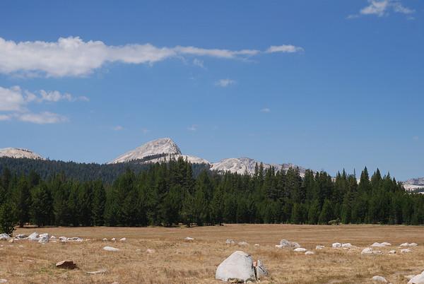 Yosemite Nat'l Park - Tuolumne Meadows