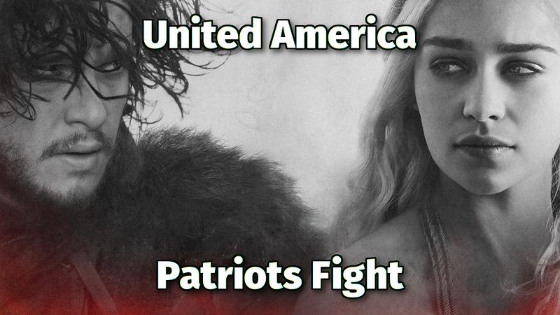 Patriots Fight