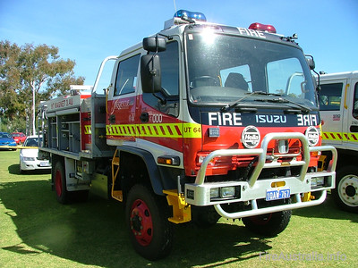 Fire & Rescue WA - Mt Magnet