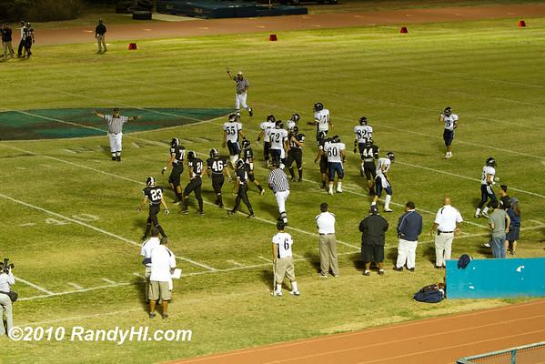 Football '10 Kam vs Na Ali'i