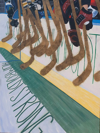 2018 ALL Sports/Athletics Painting/Drawings Exhibition