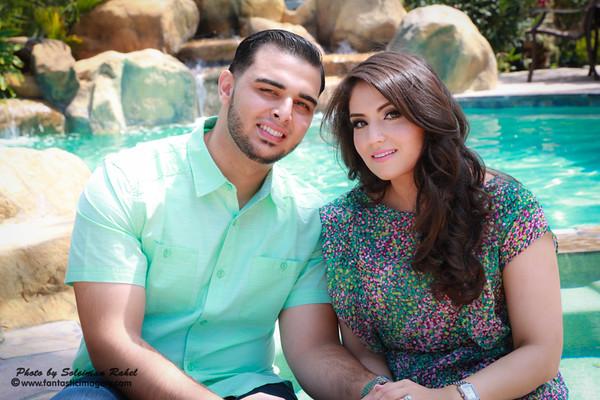 Waslat & Farhad Engegement Shoot