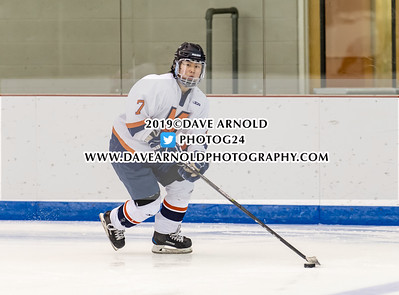 1/3/2019 - Boys Varsity Hockey - Milton vs Belmont Hill