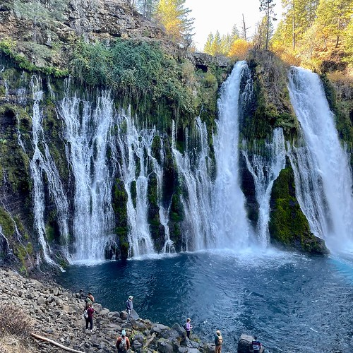 Things to do in Redding California and Nearby - Lassen Volcanic NP, Shasta Lake Caverns, 5 Waterfall Loop - California Travel