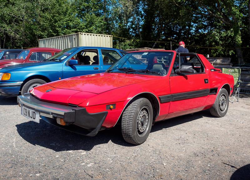 1987 Fiat (Bertone) X1/9