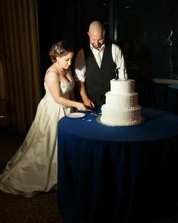 Courtney-Clark Wedding