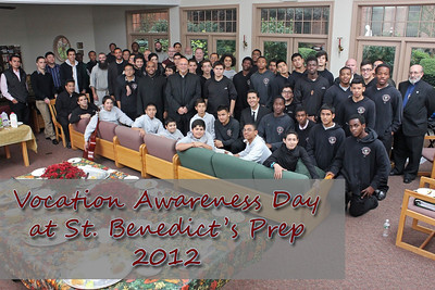 2012 Vocation Awareness Day at SBP