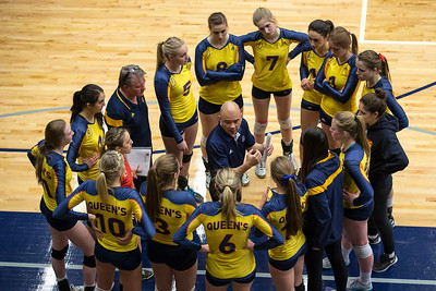 Women's Volleyball - Queen's at Toronto 20150214