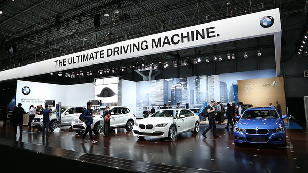 NY International Auto Show 2014 by Danspapers.com