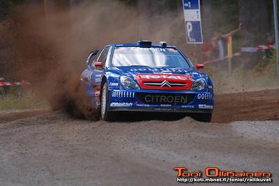 17.-20.08.2006 - Rally Finland, Jyväskylä