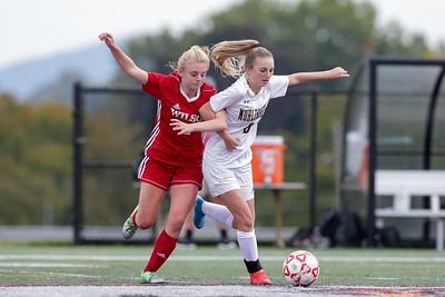 10/10/2020 Wilson Girls Soccer vs Muhlenberg