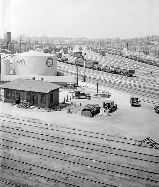 1920s, Facilities at River Depot