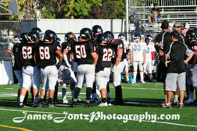 2014 Football Scrimmage 8-29-14